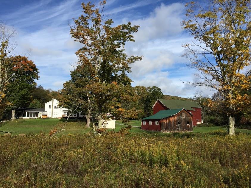 Catskills: Farm House