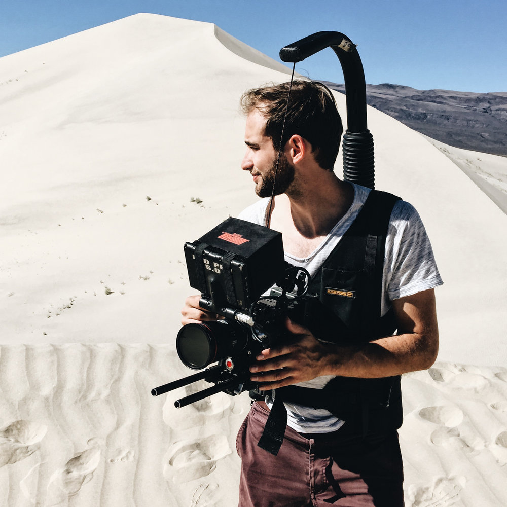 BRAD A. KINNAN     Cinematgrapher | Director | Producer