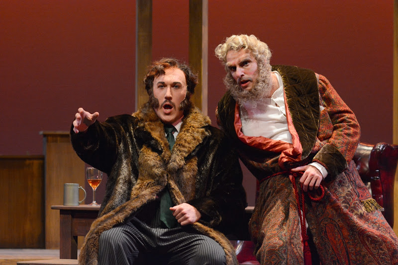 Patrick Jones, Falstaff