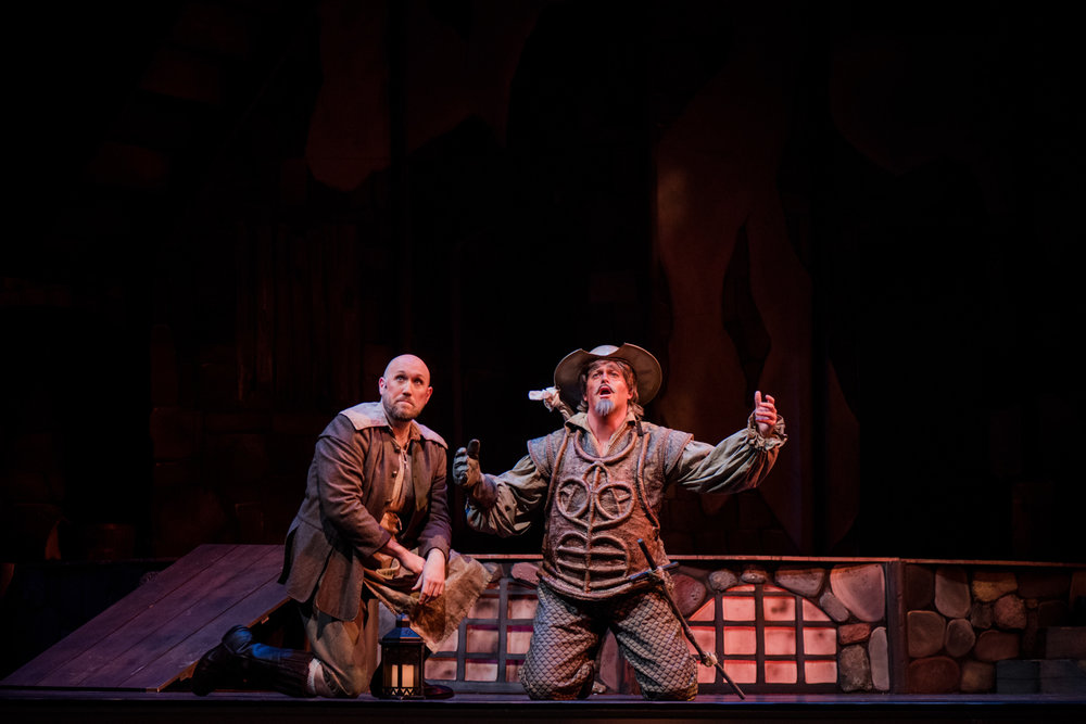 Corey McKern as Don Quixote/Alonso Quijana