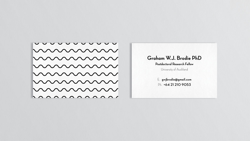 Business card auckland gallery card design and card template graham brodie phd identity business cards iamjamieknight graham brodie phd identity business cards iamjamieknight illustration and reheart Choice Image