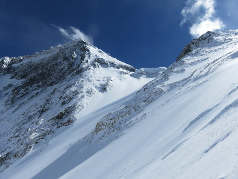Everest and the Geneva Spur