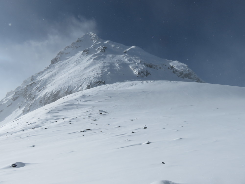 The South Col