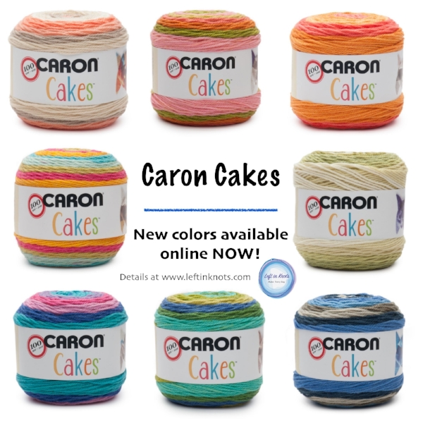 Michaels Flat-Rate Shipping Deal: Get the NEW Caron Cake colors ...