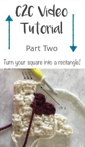 C2c video tutorial: Part two