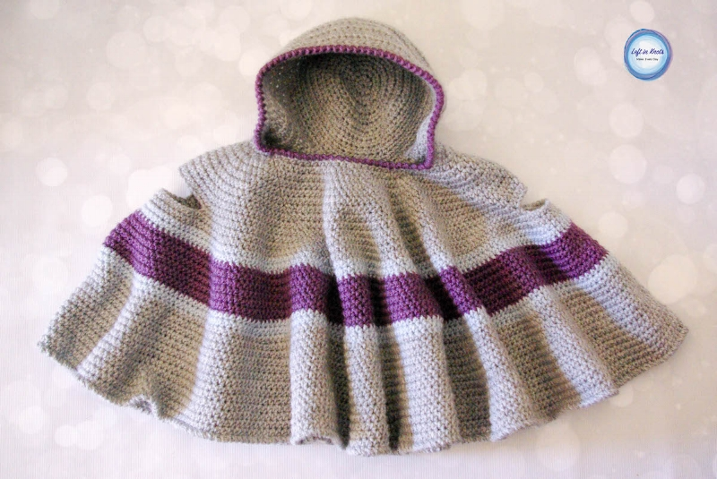 Crochet Car Seat Cloak Free Pattern Left In Knots