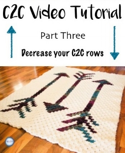 C2c video tutorial: part three