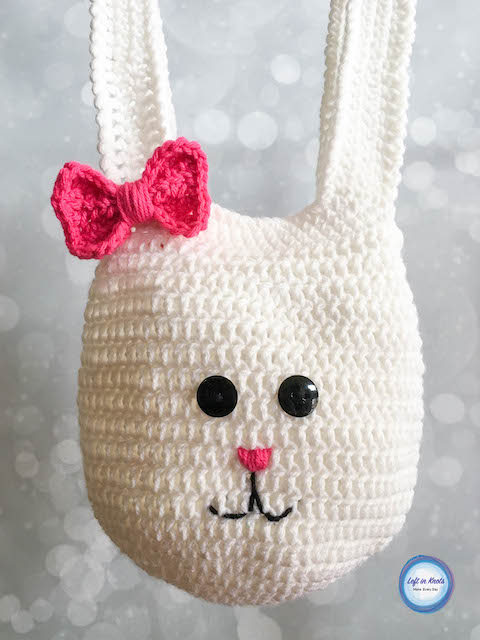Mr. and Mrs. Bunny Bag — Left in Knots