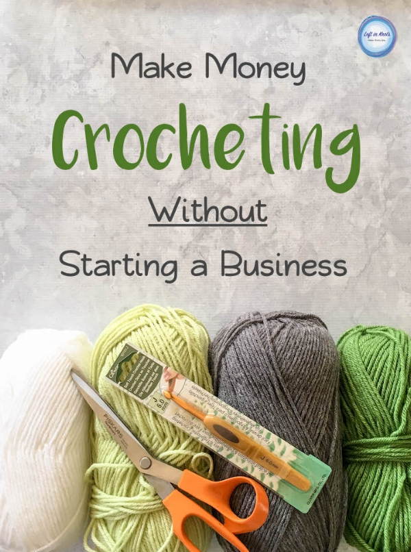How to make money by teaching crochet classes