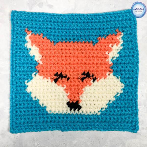 Forest Friends Amigurumi Knitting Pattern | 600x600
