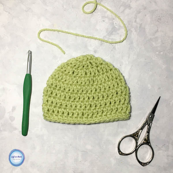 "Learning to crochet ""in the round"" is so useful because it allows you to make hats, bags, rugs, mittens, pillows and all kinds of other amazing projects.  This video tutorial will cover every skill you will need to make a basic premie sized baby hat.  Once you get this one down, check out my written pattern here for all 10 sizes!  You can make a hat for anyone in your family :)  Play with colors, stripes, animal faces...you name it!  Once you master this technique you have endless options ahead!"