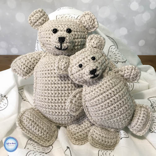 15 Crochet Teddy Bear Patterns | 504x504