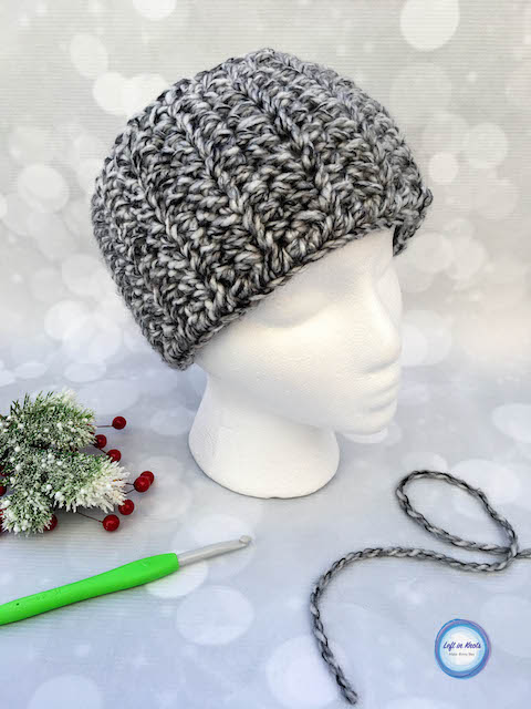 Basic Bulky Ear Warmer Pattern Plus Crochet For A Good Cause Left