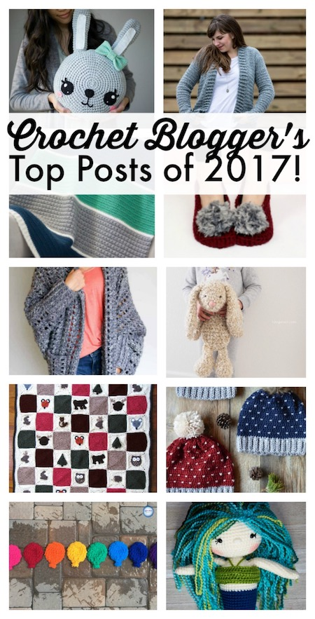The Best Free Patterns From Crochet Bloggers Of 2017 Left In Knots