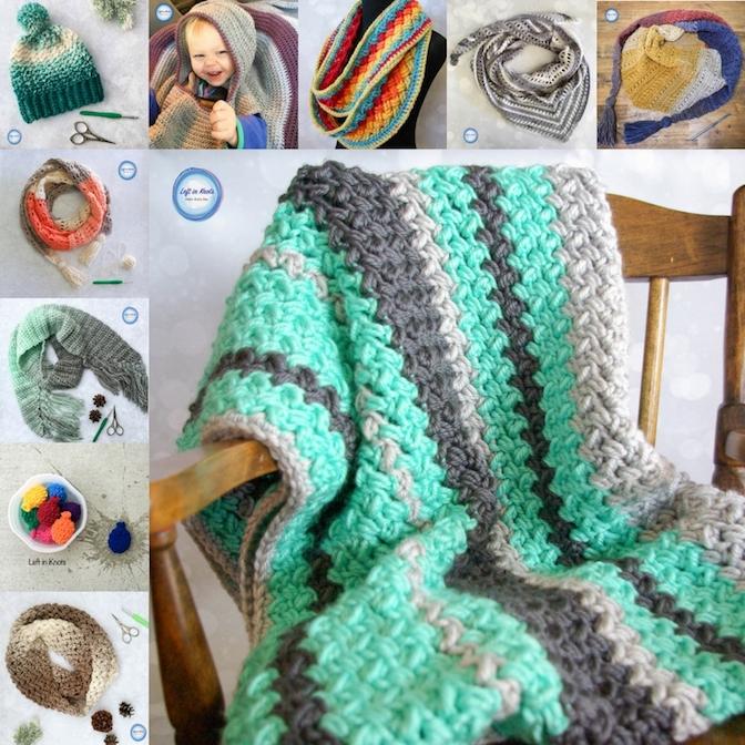 Top 10 Free Crochet Patterns of 2017 — Left in Knots