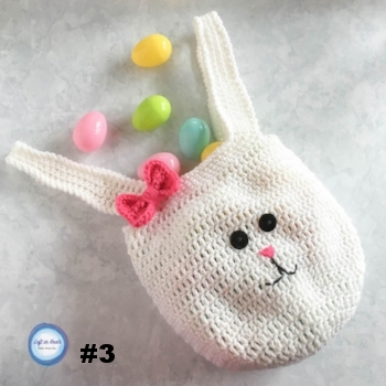10 Free Crochet Patterns For Easter Baskets And Basket Fillers
