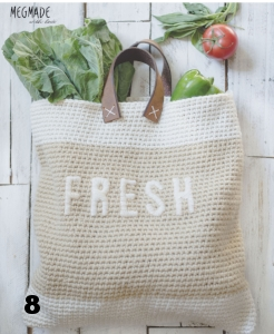 10 Free Crochet Patterns For Reusable Bags And Totes Left In Knots