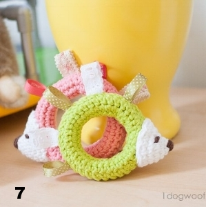 10 Free Crochet Patterns For Baby And Toddler Toys Left In Knots