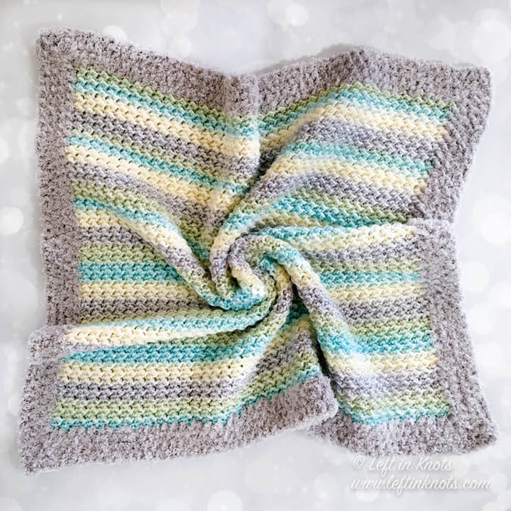 Free Crochet Patterns — Left in Knots