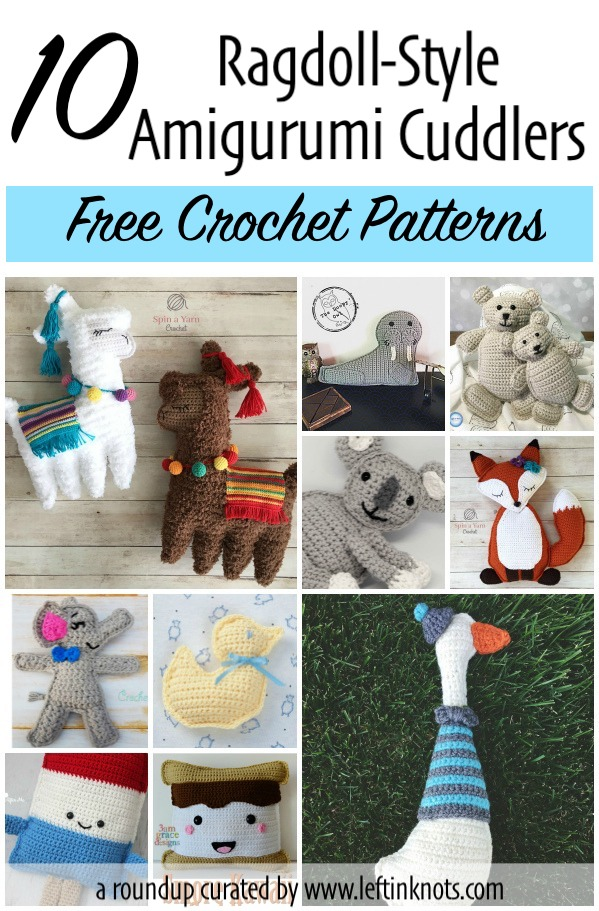 Fast little projects can be so satisfying! Don't get me wrong, I love the accomplishment of completing a big project, but every so often I want something that I can sit down, make and enjoy the very same day. Today I have gathered up an eclectic collection of fun, fast and free crochet patterns for you to make on the next rainy day you are stuck inside.