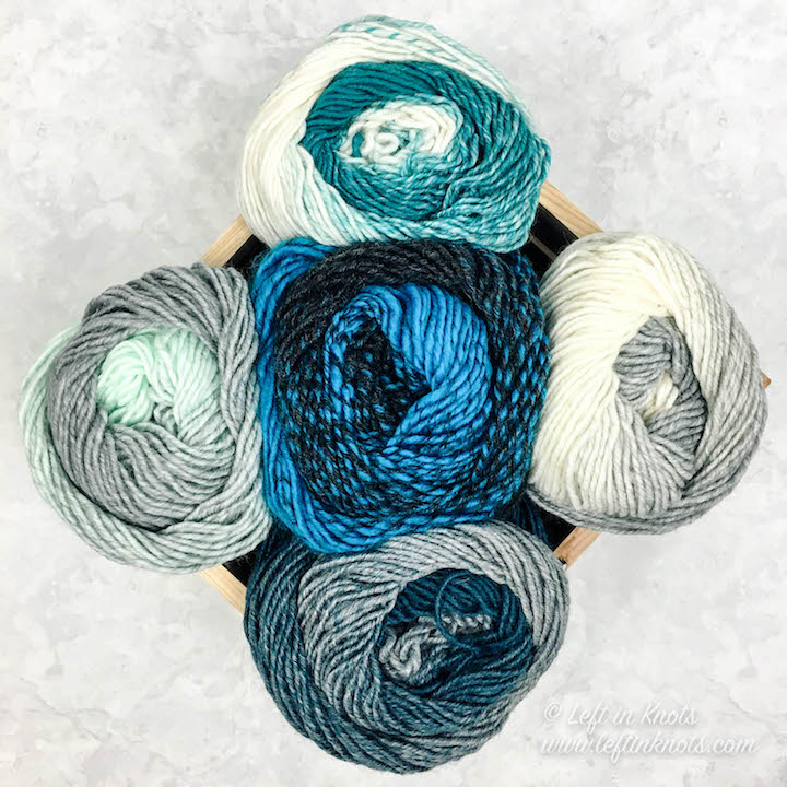 Let's celebrate the third annual Seven Days of Scarfie with a big pattern sale and giveaway! All of my Seven Days of Scarfie patterns will be on sale through 12/1/18 and one lucky winner of the giveaway will win 5 skeins of Lion Brand Scarfie Yarn. The giveaway is open to U.S. and Canada residents from 11/13/18 to 11/21/18 at 12AM CST.