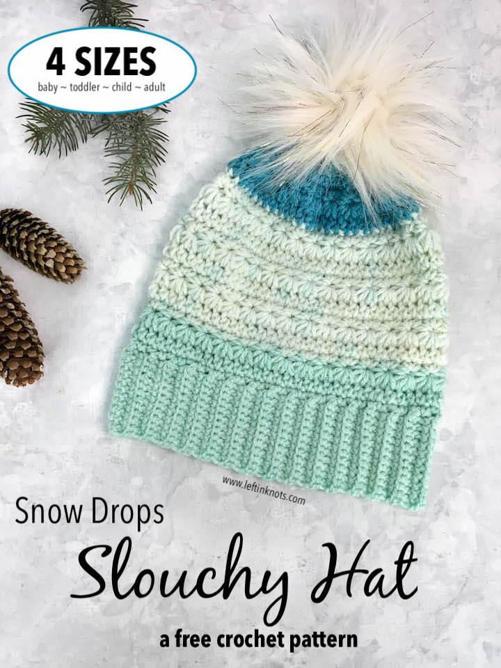 b0beee23a Free Crochet Patterns — Left in Knots