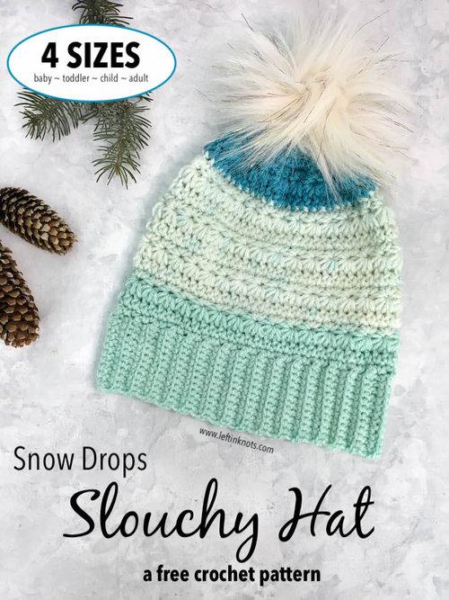 Crochet Car Seat Cloak - Free Pattern — Left in Knots