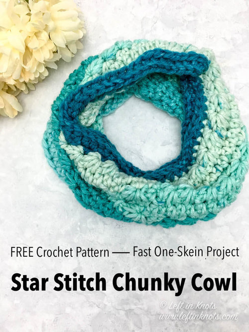 5da34d512b0a9 Autumn Chill Scarf - Free Crochet Pattern — Left in Knots