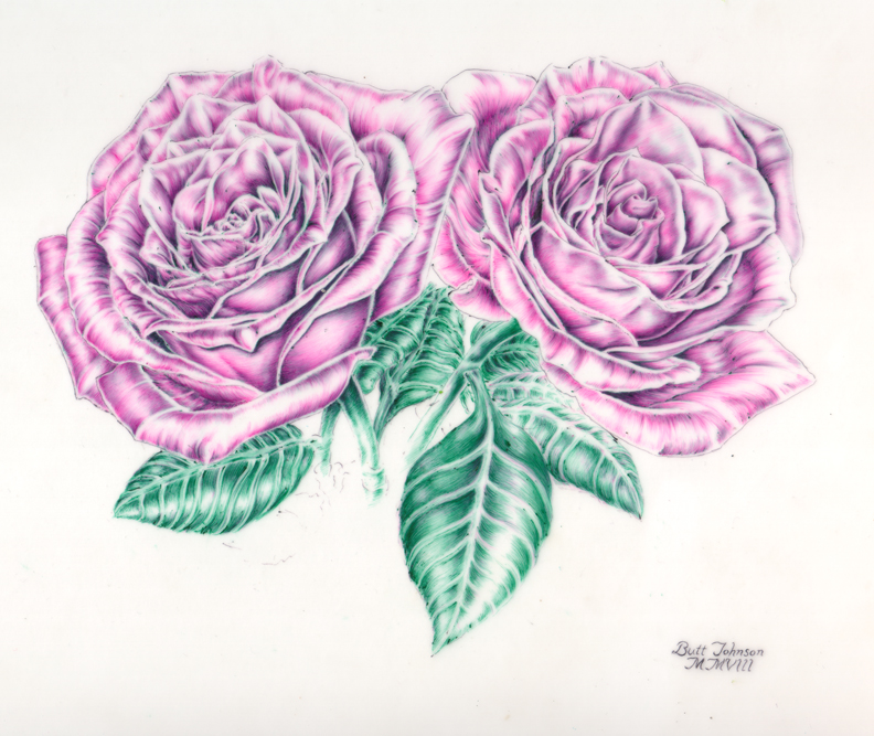 Untitled (Pink Roses)
