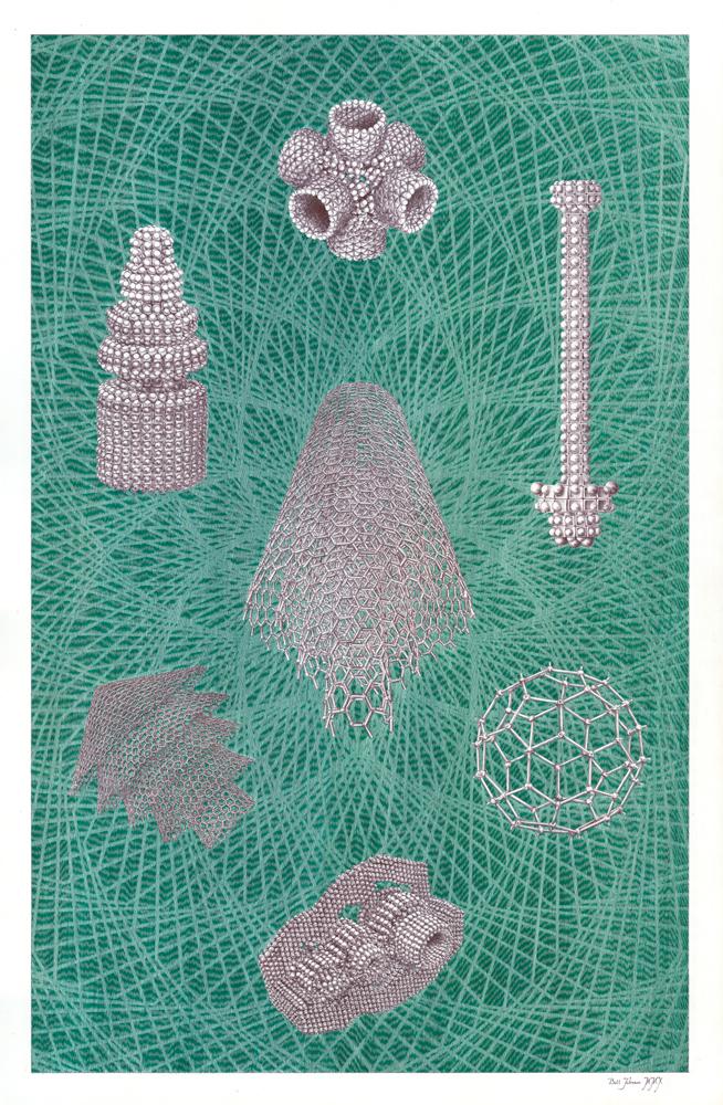 Kunstformen der Natur (Early Nanomachines)