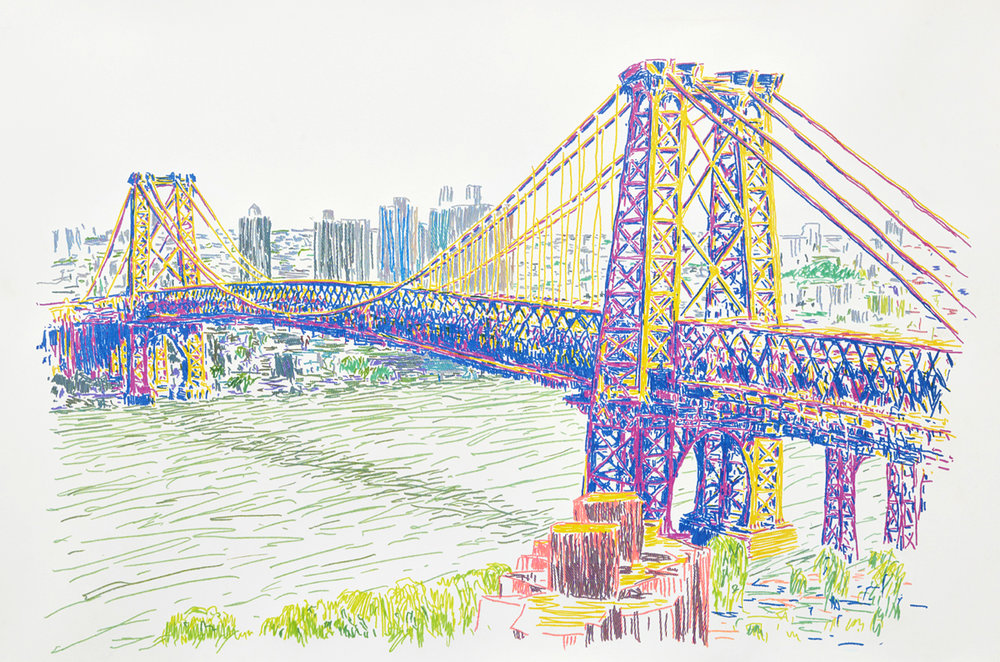 Untitled (Williamsburg Bridge)