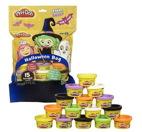 Bright Halloween Play-Doh