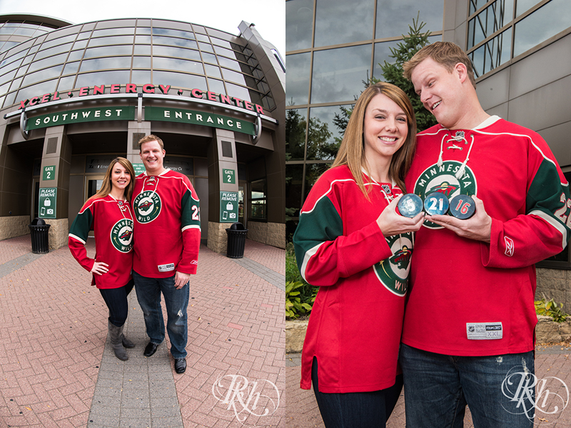 Whitney & Brent - Engagement MN Photography - RKH Images - 1b