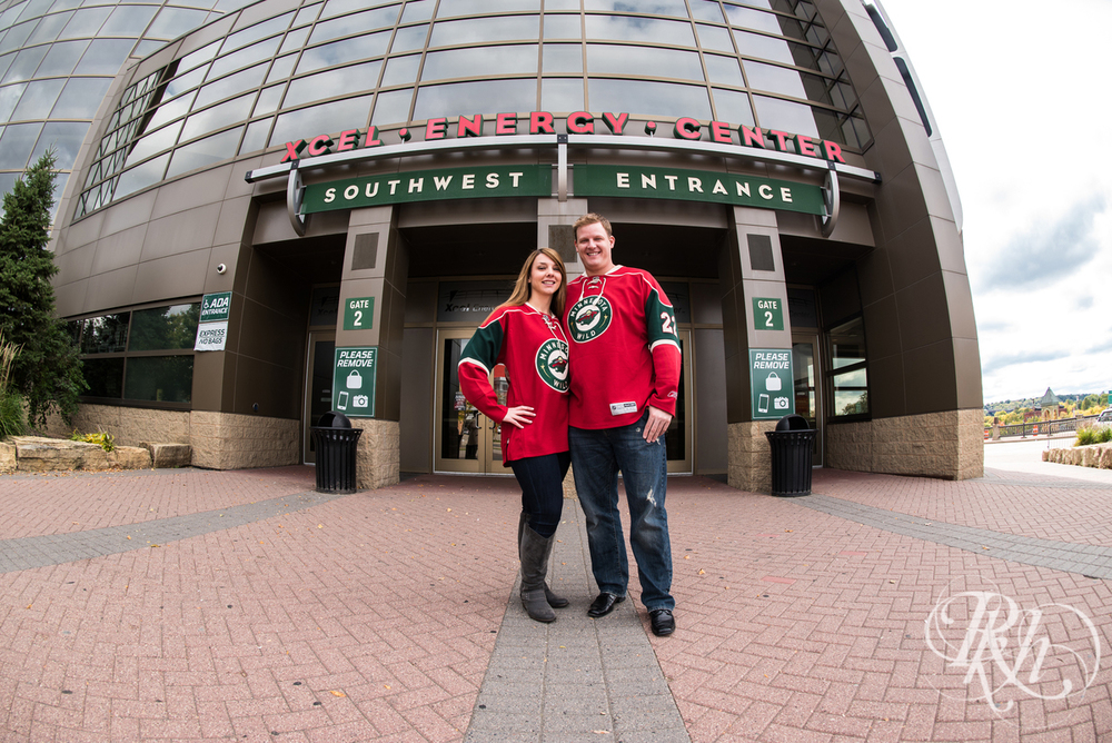 Whitney & Brent - Engagement MN Photography - RKH Images-3