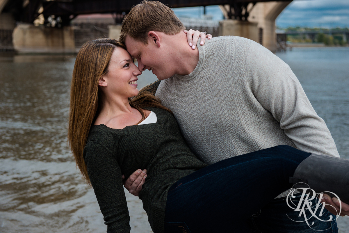 Whitney & Brent - Engagement MN Photography - RKH Images-53