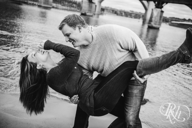 Whitney & Brent - Engagement MN Photography - RKH Images-56