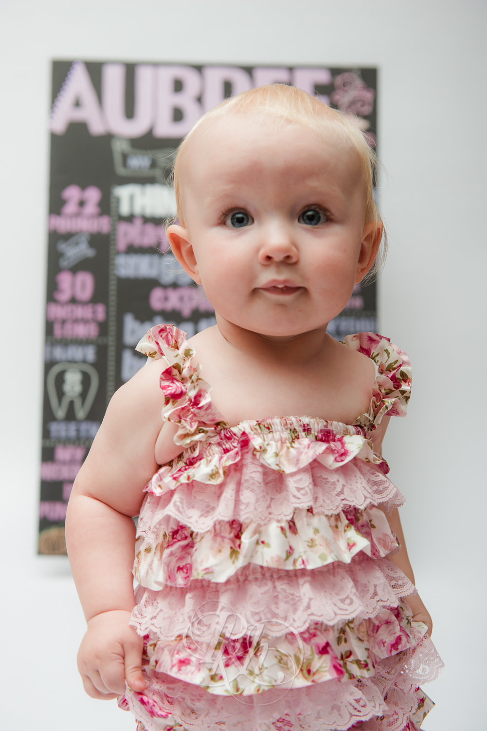 Burnsville Minnesota Baby Photography - Cake Smash - RKH Images-2
