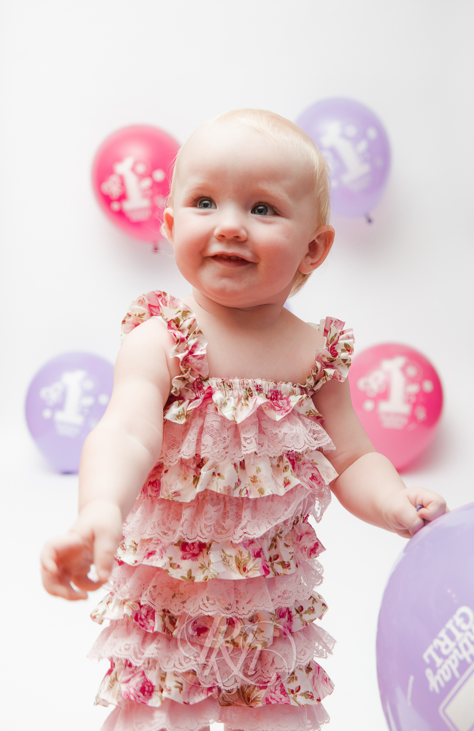 Burnsville Minnesota Baby Photography - Cake Smash - RKH Images-3