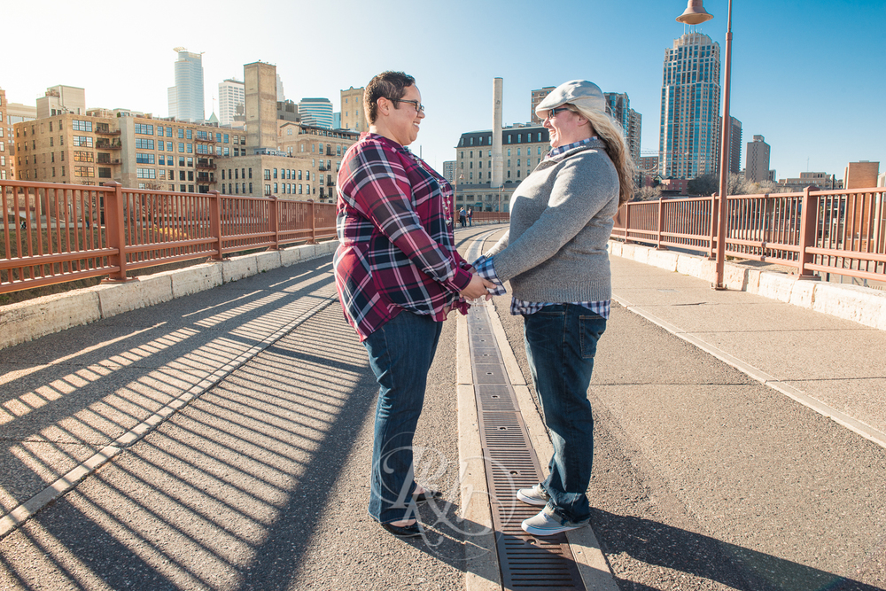 LGBT Minneapolis Engagement Photography - Beth & Clarissa - RKH Images-2