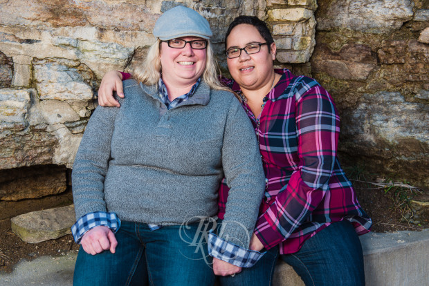 LGBT Minneapolis Engagement Photography - Beth & Clarissa - RKH Images-3