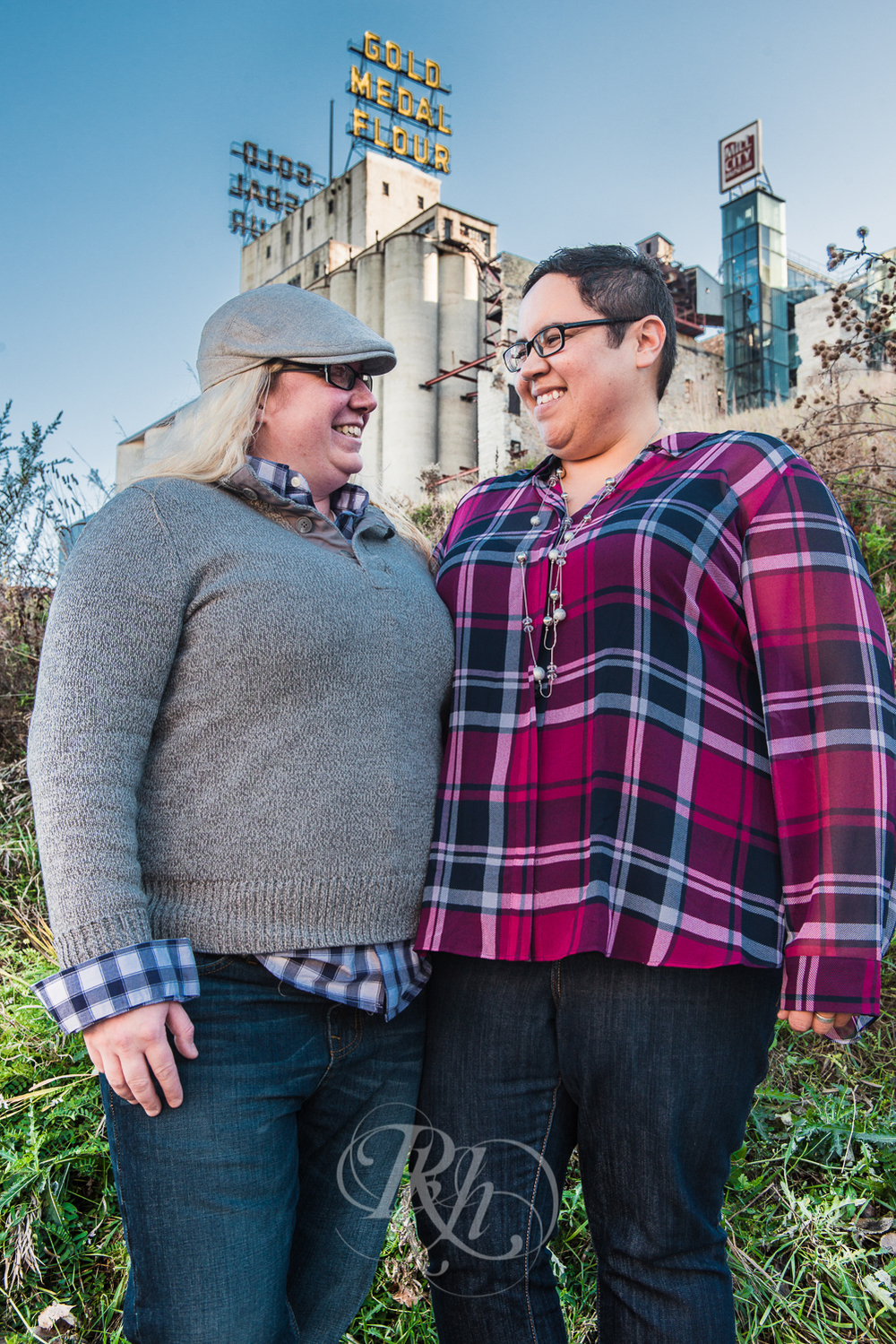 LGBT Minneapolis Engagement Photography - Beth & Clarissa - RKH Images-5
