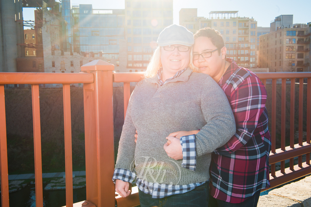 LGBT Minneapolis Engagement Photography - Beth & Clarissa - RKH Images-6
