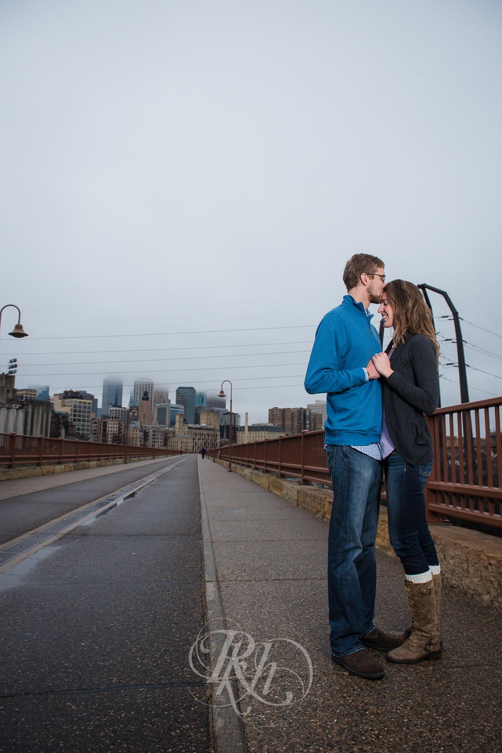 Minnesota Engagement Photography - Monica & Zach - RKH Images-3