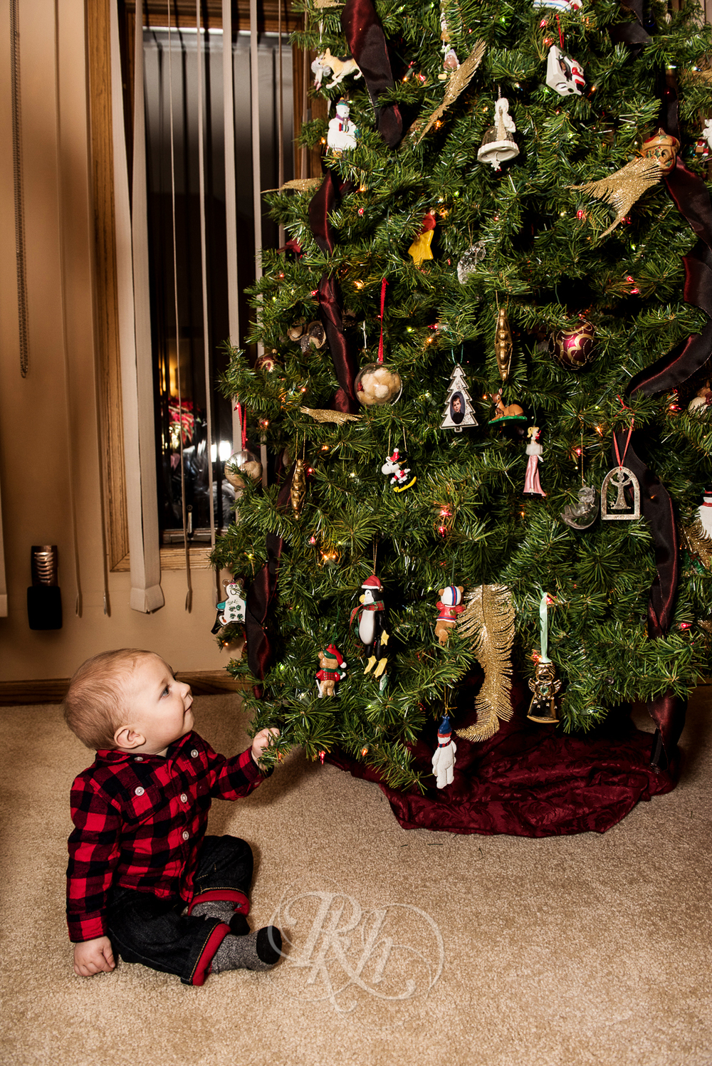 Minnesota Family Photography - Christine and Jake - RKH Images-2- Christmas Family Photography