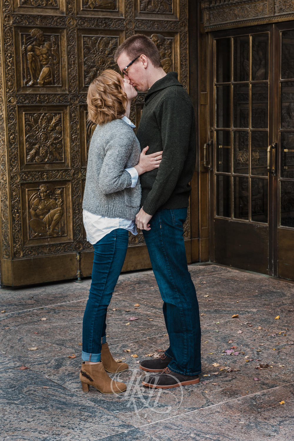 Rochester Engagement Photography - Erin & Jared - RKH Images-4