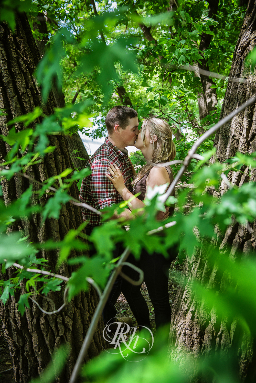 Abby & Sean - Minnesota Engagement Photographer - RKH Images - -3.jpg