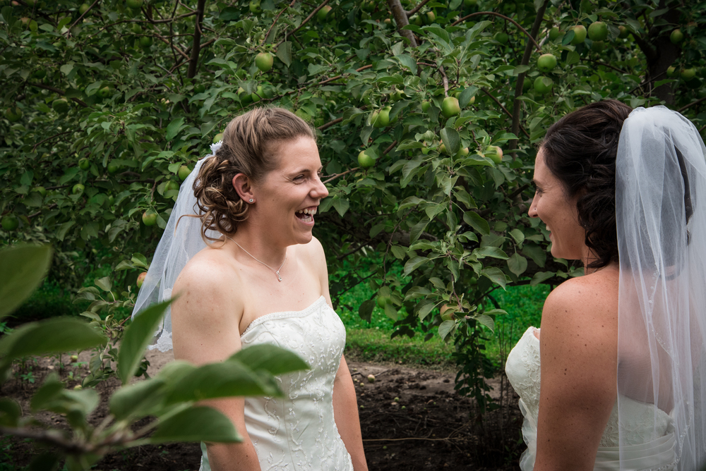Minnesota LGBT Wedding Photography - Megan and Trista - RKH Images - First Look (27 of 60).jpg