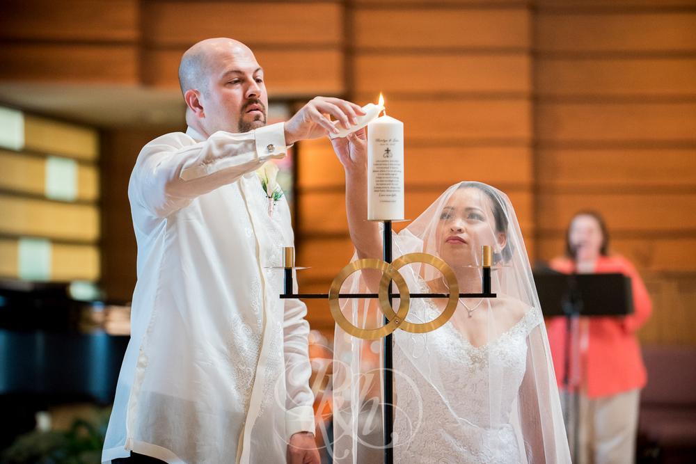 Norilyn & Luke - Minnesota Wedding Photographer - RKH Images - Ceremony-3.jpg
