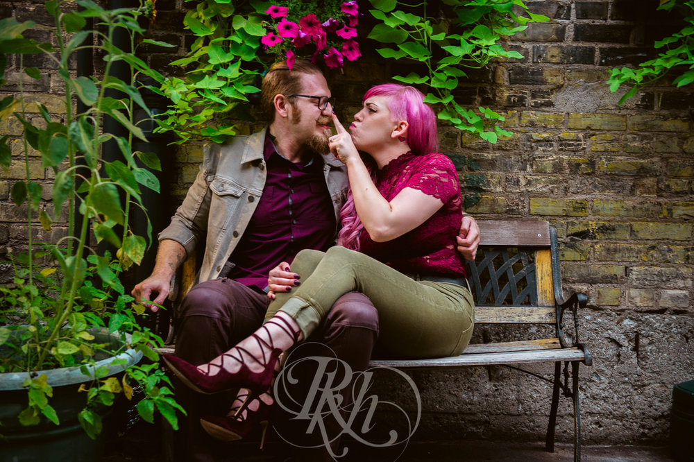 Nikki & Kevin - Minnesota Engagement Photography - RKH Images -7.jpg
