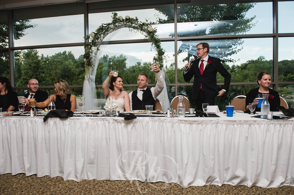 Jessie & Sean - Minnesota Wedding Photography - RKH Images - Reception -4.jpg